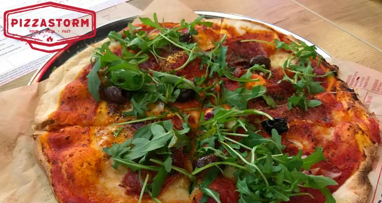 pizzastorm newcastle review