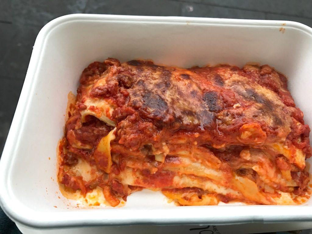 al volo lasagna