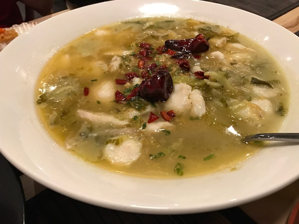 la yuan long lee fish soup