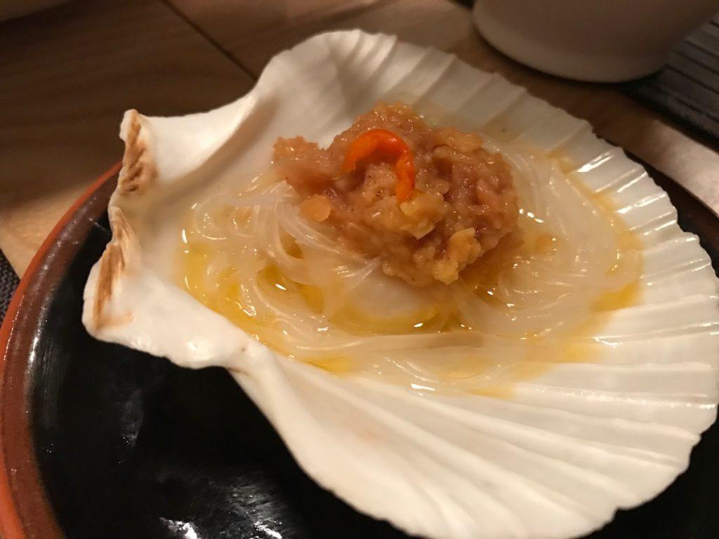 la yuan scallop