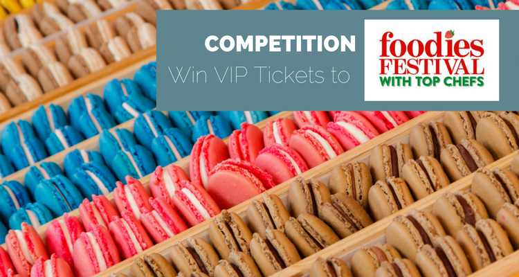Win Newcastle Foodies Festival Tickets