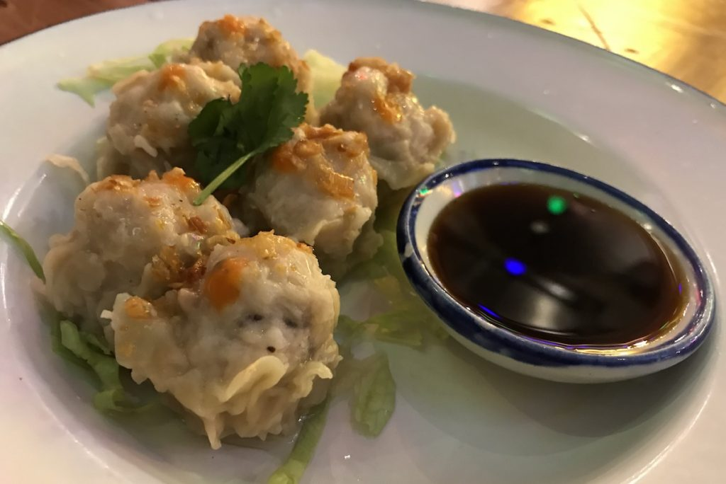 zaap thai chicken prawn dimsum