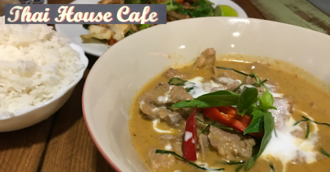 Thai House Cafe Newcastle Review