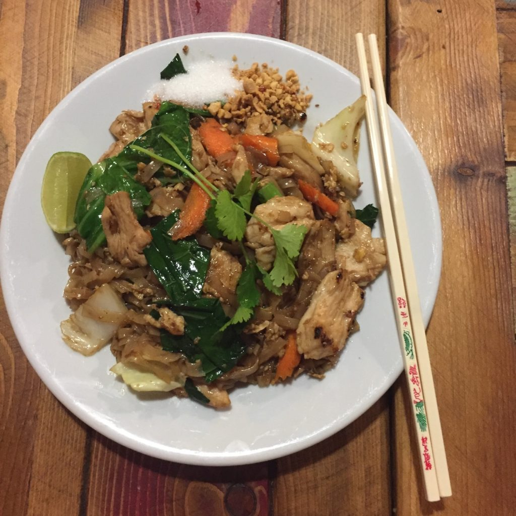 thai house cafe pad thai