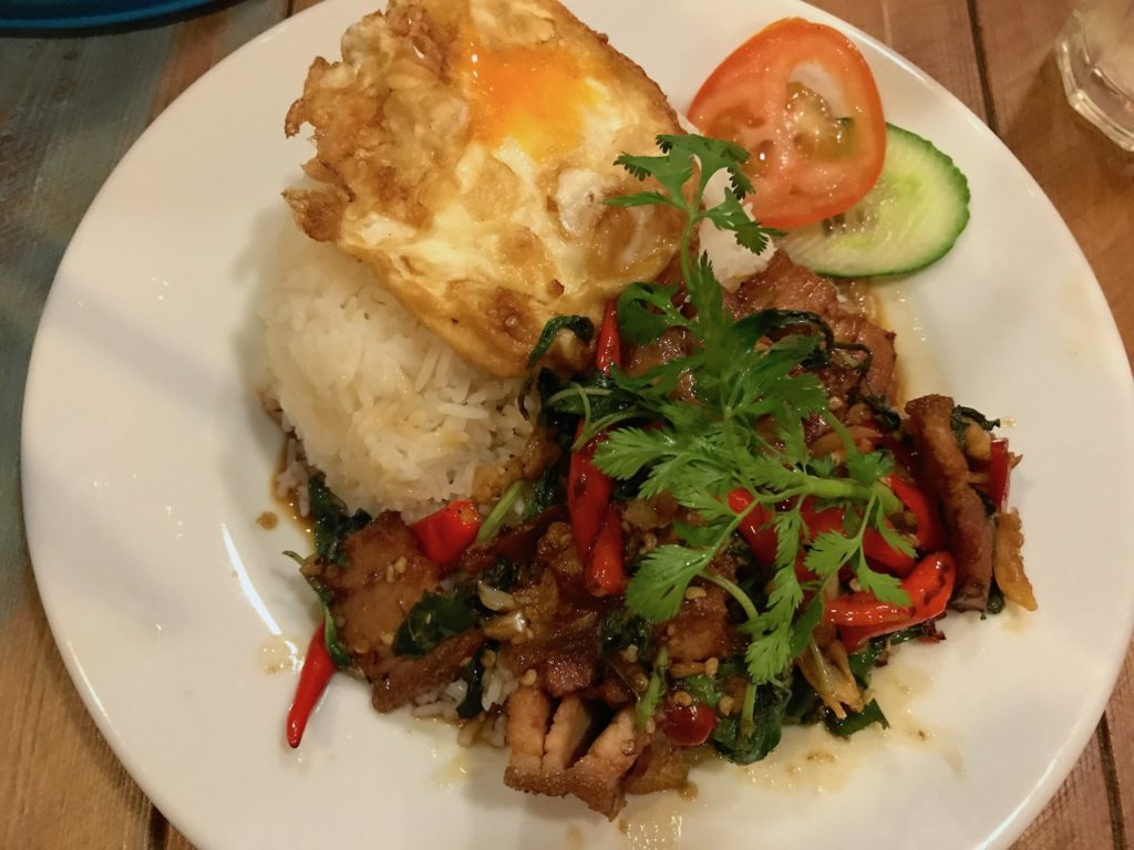 thai house newcastle pad ga paw rad khaw