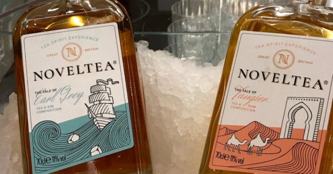 Noveltea-newcastle