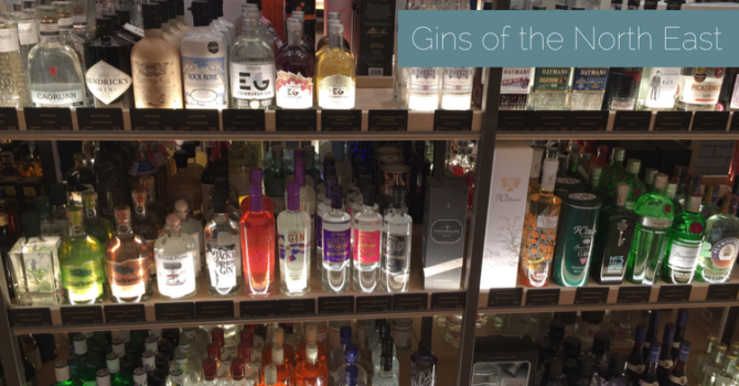 Gins Of The North East