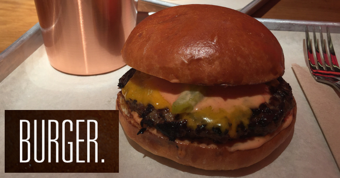BURGER. Newcastle Review