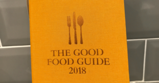 Good Food Guide Newcastle 2018