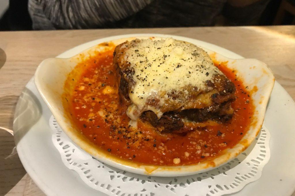 panis newcastle lasagne