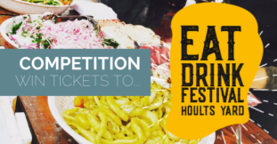 COMPETITION: Eat Drink Festival