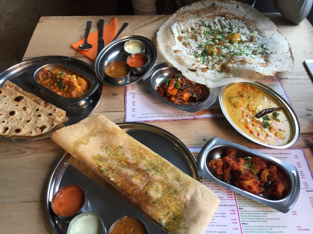 dosa kitchen jesmond food review
