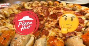 A Pizza Hut Review, Or Why Bloggers Get A Bad Press*