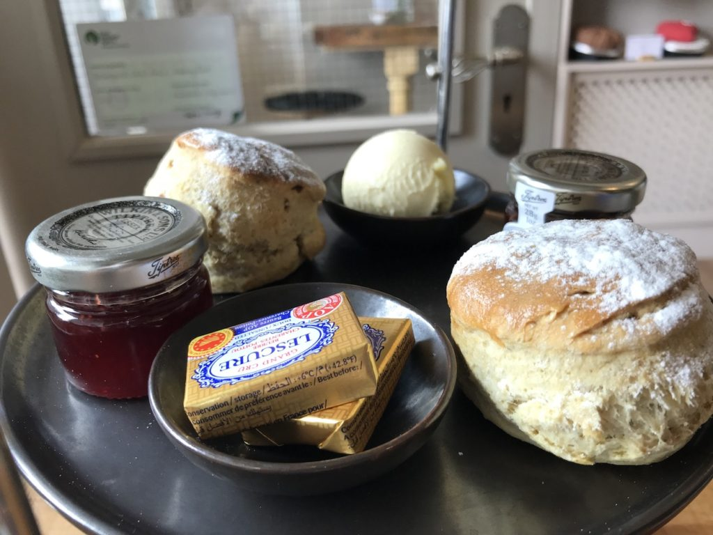 dreamworld cakes afternoon tea scones jam