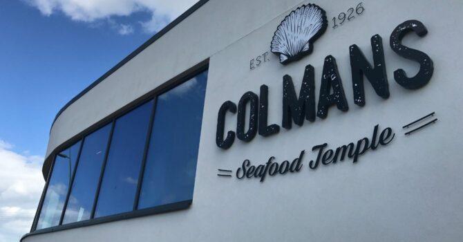 Colmans Seafood Temple, South Shields