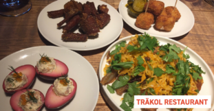 Träkol, Newcastle Review