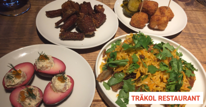 Trakol Newcastle Restaurant Review