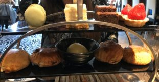 Afternoon Tea At The Hudson, Newcastle