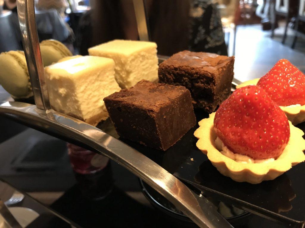 afternoon-tea hudson newcastle cakes