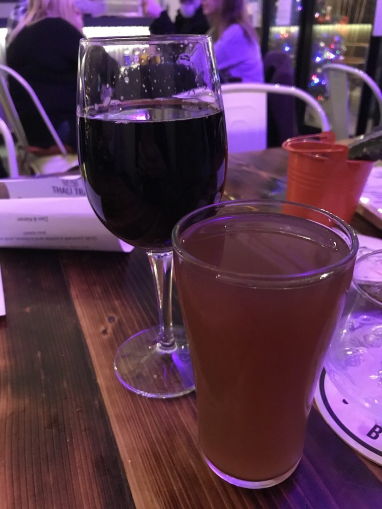 40 kola cocktails