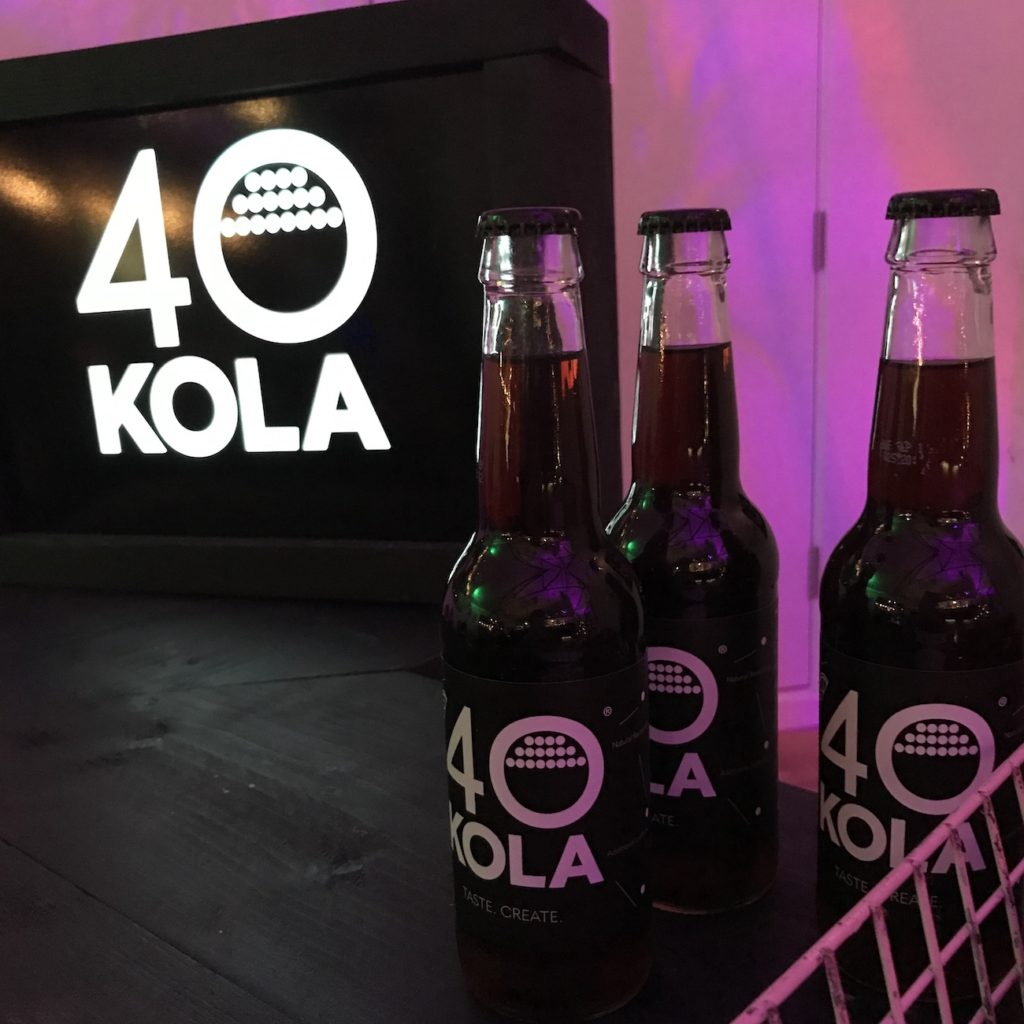40 kola newcastle launch