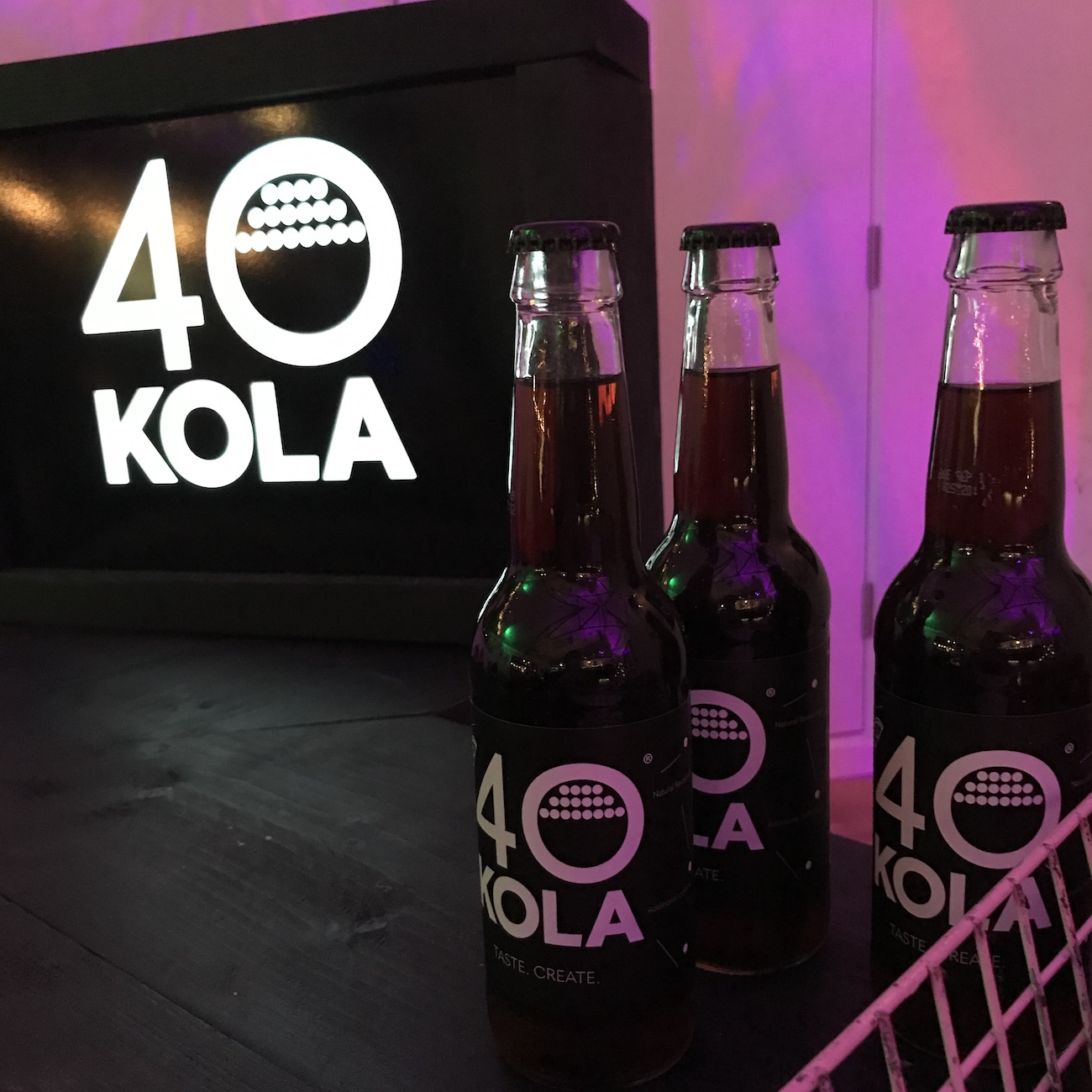 40 Kola* - Newcastle Eats