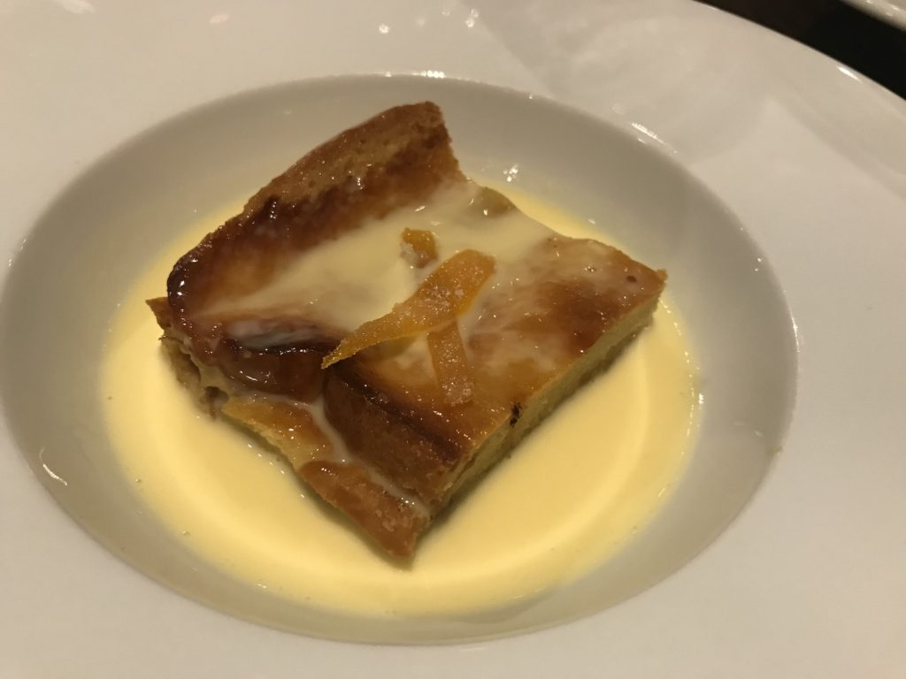blackfriars bread butter pudding