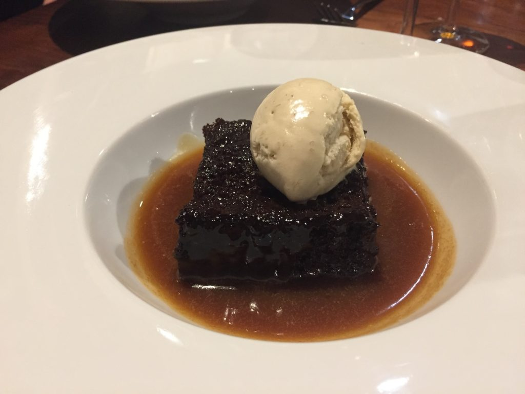 blackfriars sticky toffee pudding