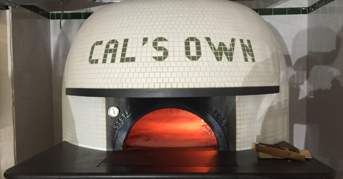Cal's Own #NotJustPizza