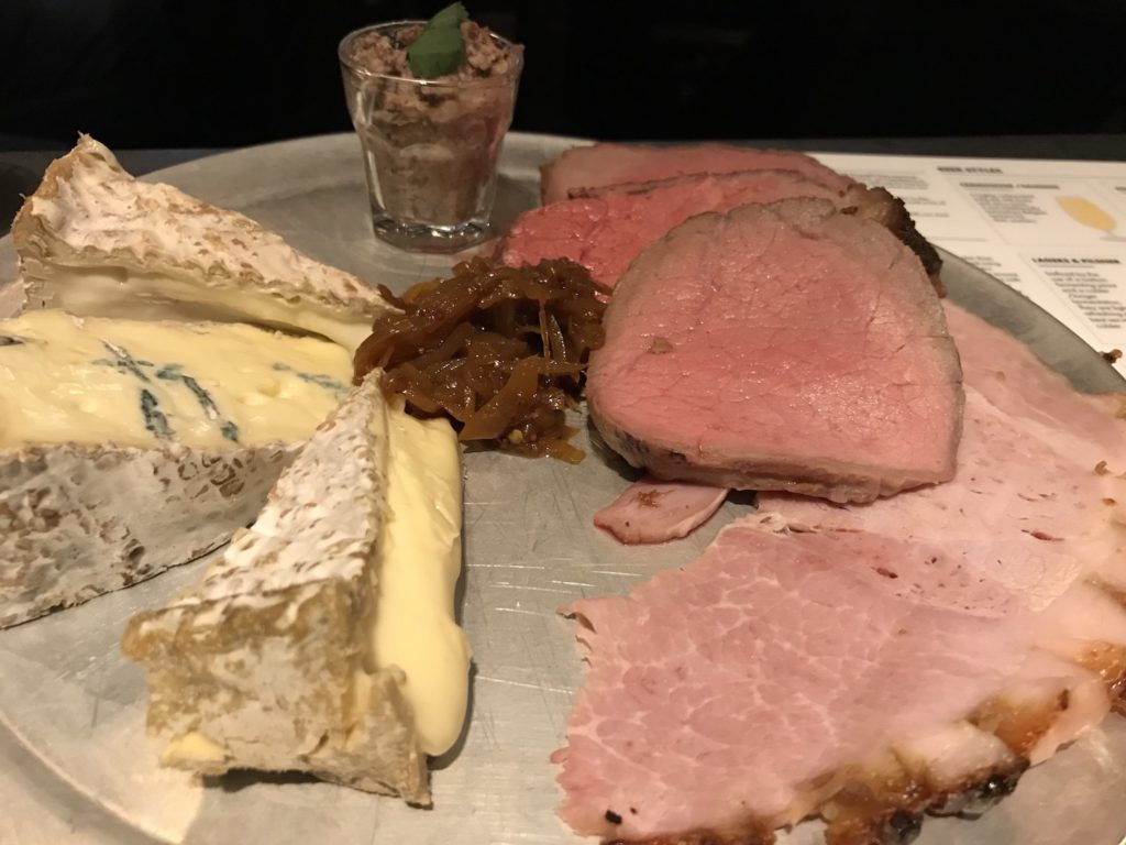 meats and cheese tryanuary
