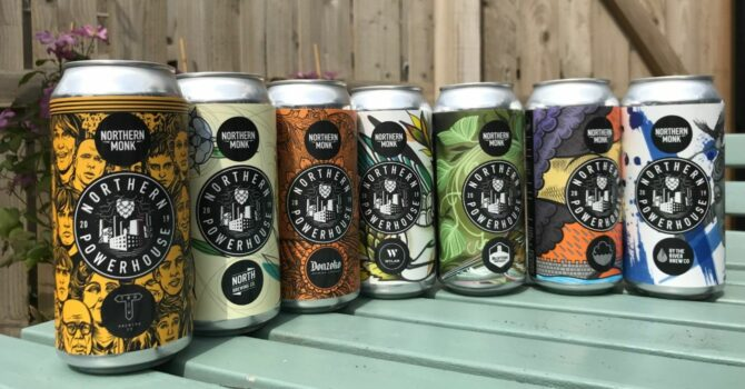 Northern Powerhouse Brew Series 2019